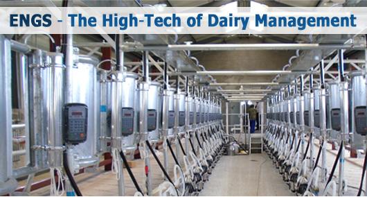 Milking Management System
